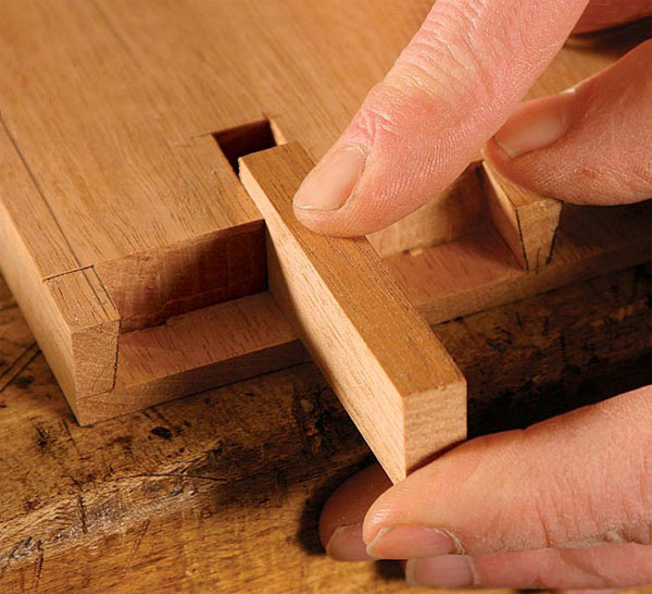 How to Fix a Broken Dovetail Pin