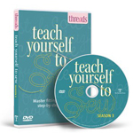 Teach Yourself to Sew Season 3 DVD